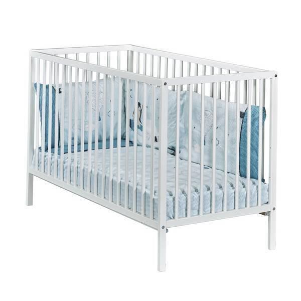Baby Price - Lit bébé First 120x60cm