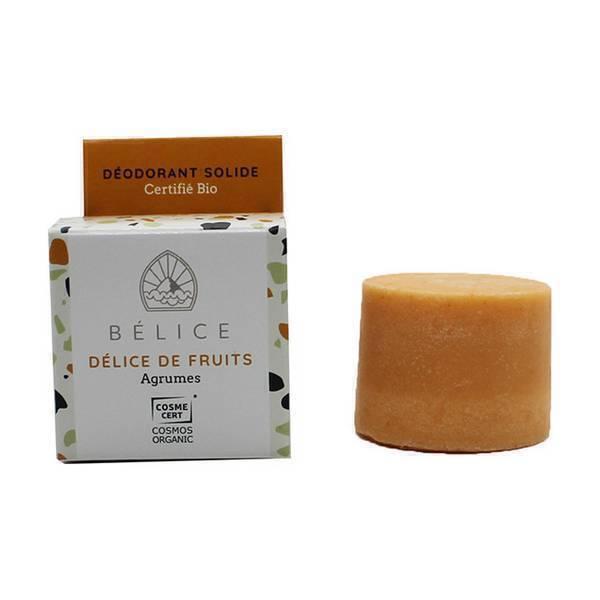 Belice - Déodorant solide Délice de fruits 38g