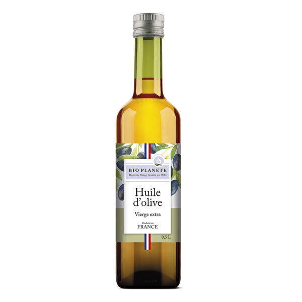 Bio Planète - Huile d'olive vierge extra France 50cl