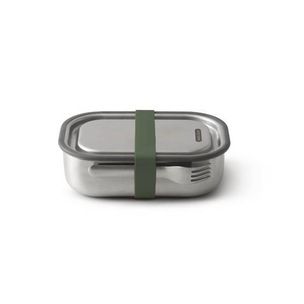 Black & Blum - Lunch box en inox Olive 1L