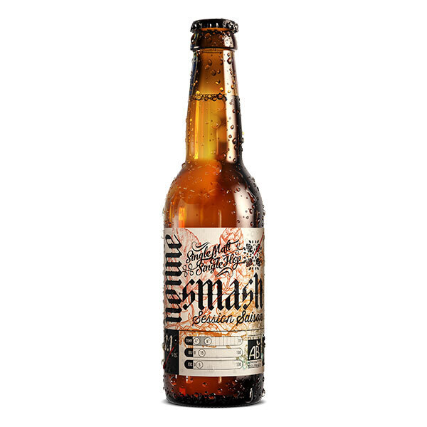 Brasseurs Savoyards - Bière Nonne Smash Bio 33cl