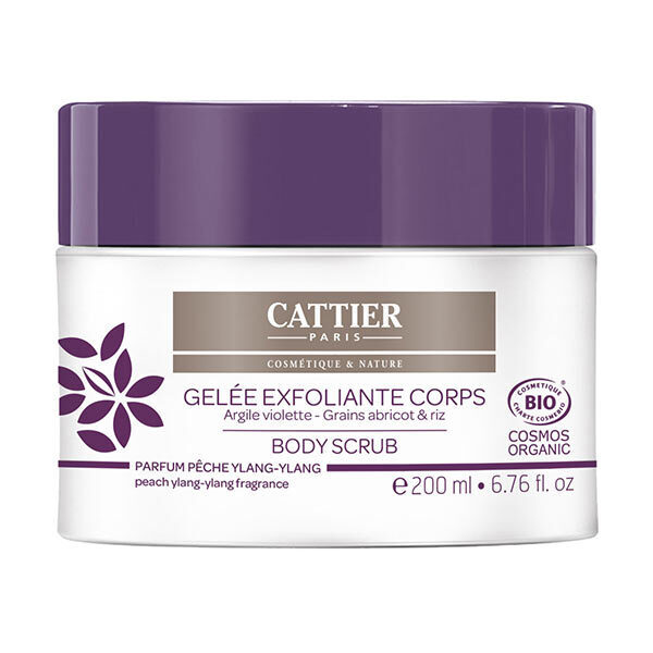 Cattier - Gelée exfoliante corps 200ml