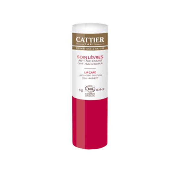Cattier - Soin Lèvres Anti-âge stick 4g