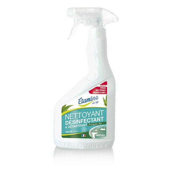 Etamine du Lys - Nettoyant desinfectant sanitaires 750ml