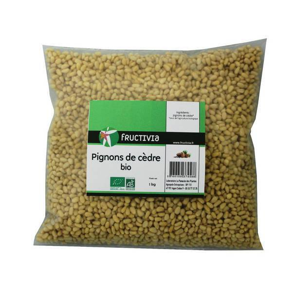Fructivia - Pignons de cedre 1kg
