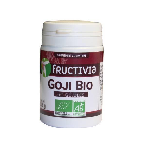 Fructivia - Goji 60 gélules