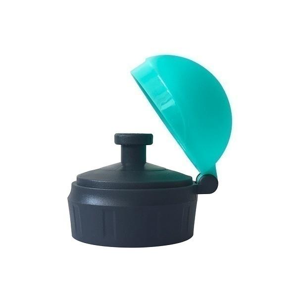 Gaspajoe - Bouchon sport pour gourdes Daily ou Loopy Turquoise