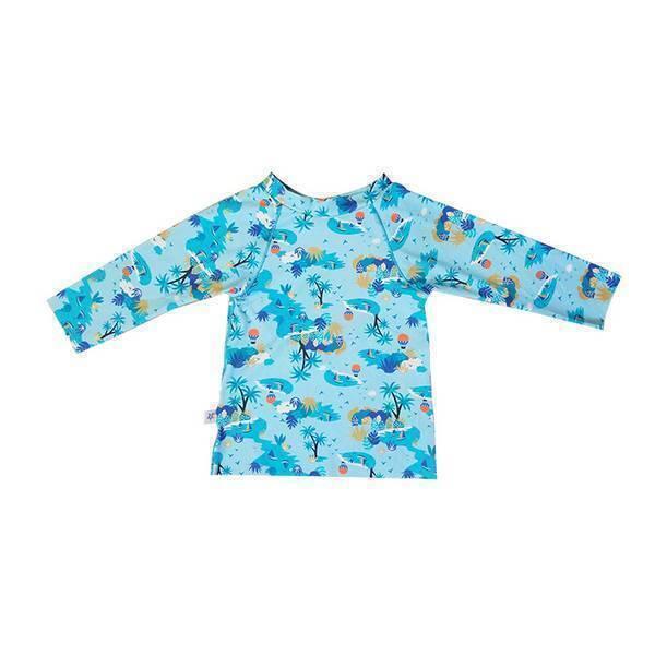 Hamac - T-shirt anti-UV Iles Imaginaires - 6 mois