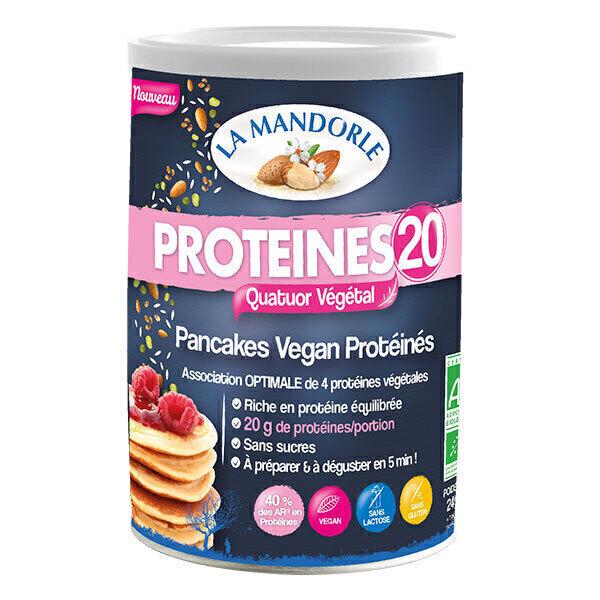 La Mandorle - Préparation pour pancakes protéinés 300g
