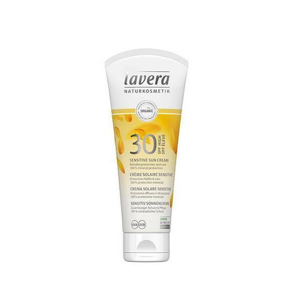 Lavera - Crème solaire sensitive SPF30 100ml