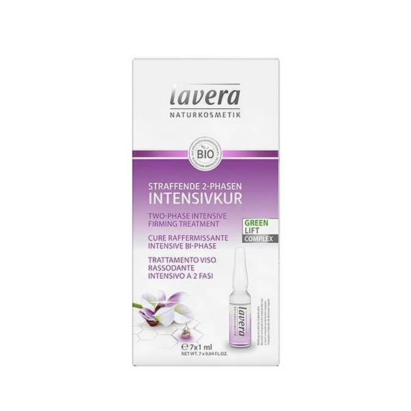 Lavera - Cure raffermissante intensive bi-phase 7ml
