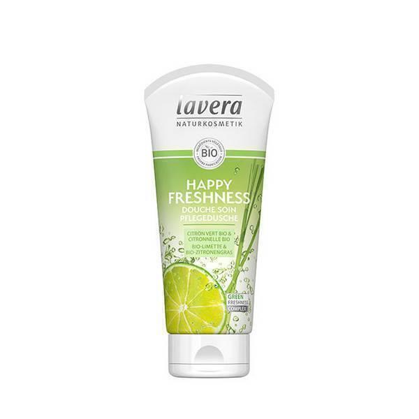 Lavera - Gel douche fraîcheur citron vert 200ml