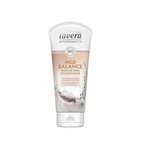 Lavera - Gel douche équilibre lait de coco 200ml