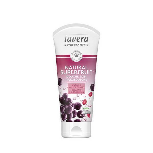 Lavera - Gel douche aux superfruits 200ml