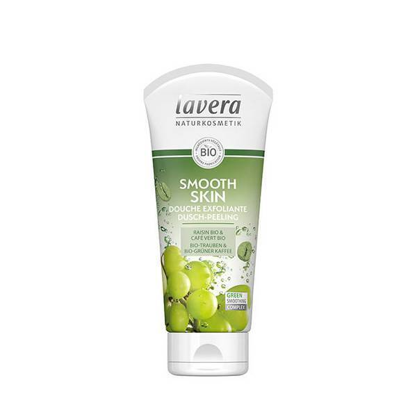 Lavera - Gel douche exfoliant peau douce 200ml