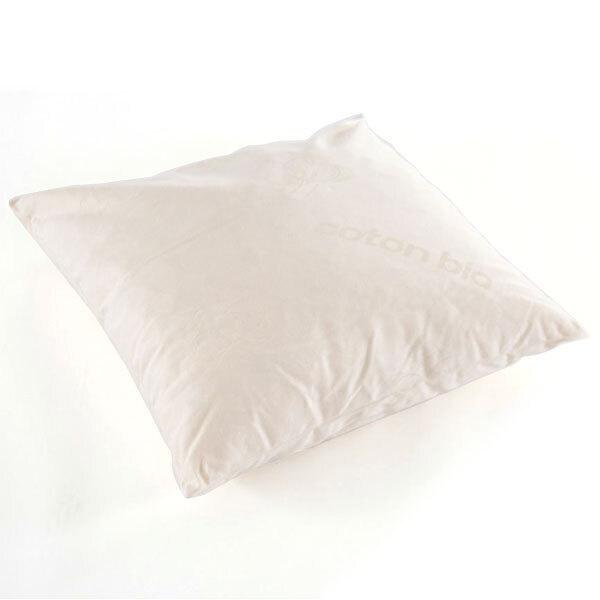 Matelas No Stress - Oreiller ferme flocons de latex 60 x 60cm