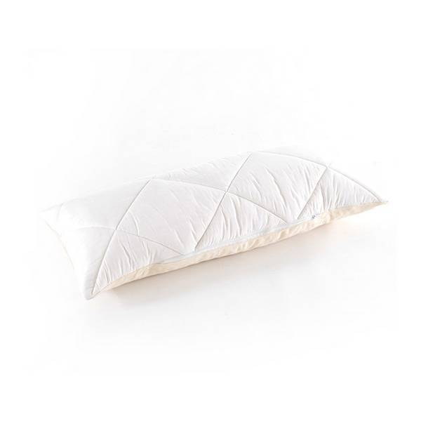 Matelas No Stress - Traversin plat latex naturel 90 x 40cm