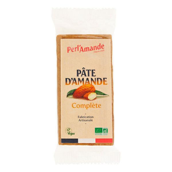 Perlamande - Pâte d'Amande Bio COMPLETE 200g