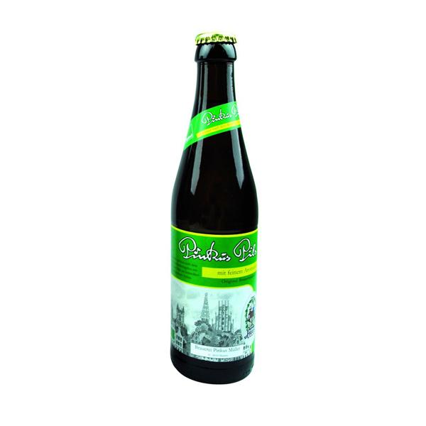 Pinkus - Bière blonde Pils Bio 33cl