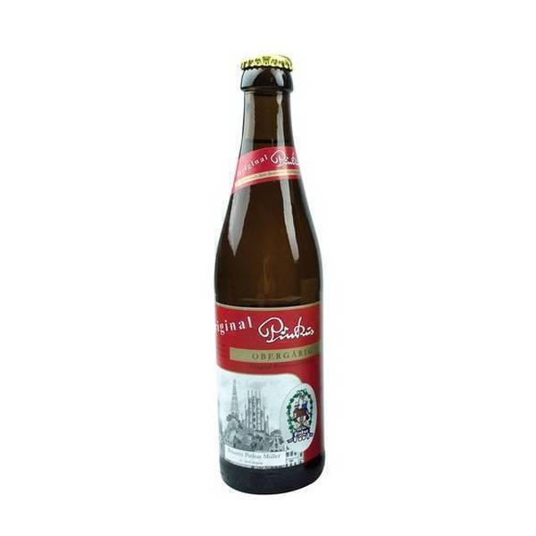 Pinkus - Bière blonde Original Bio 33cl