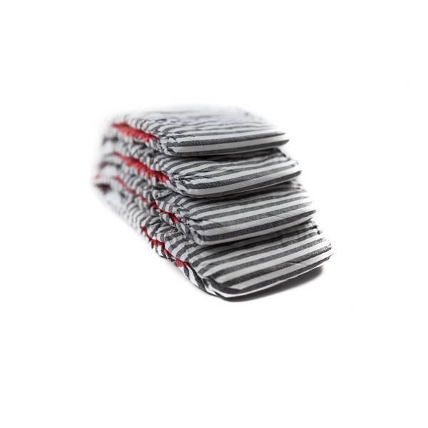 Poupi'z - Pack Eternelle Marinière 12 couches - T4 De 6 à 18kg