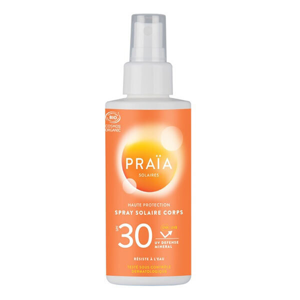 Praia - Spray solaire SPF30 100ml