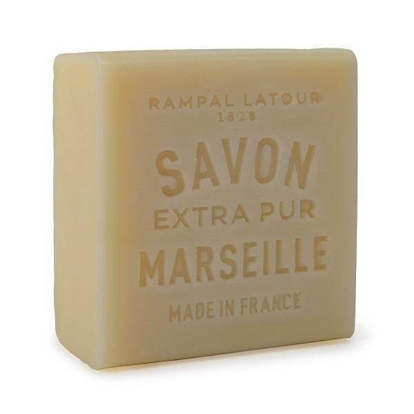 Rampal Latour - Savon de Marseille blanc 150g