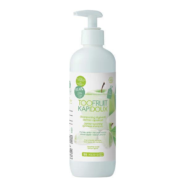 TOOFRUIT - Kapidoux Shampoing pomme verte 400ml