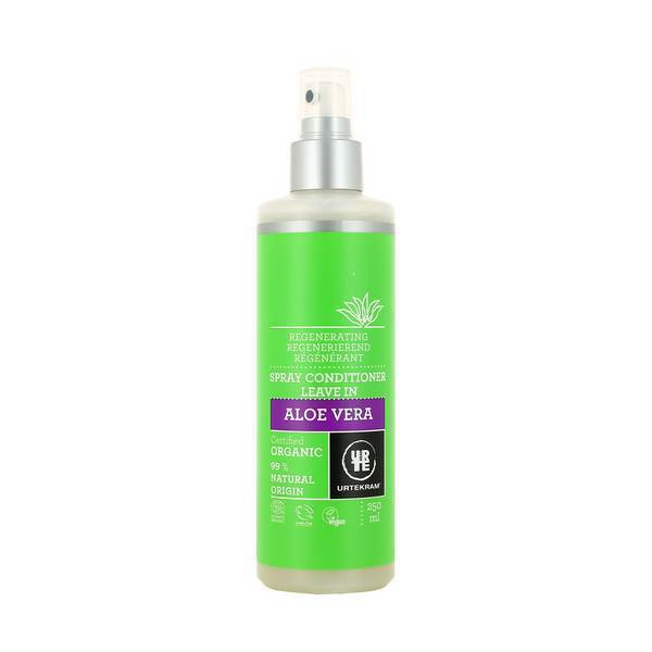 Urtekram - Démêlant cheveux aloe vera en spray 250ml
