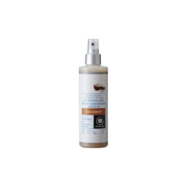 Urtekram - Démêlant cheveux noix de coco spray 250ml
