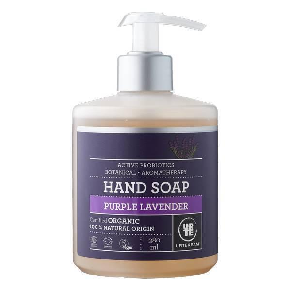 Urtekram - Savons mains liquide à la lavande 380ml
