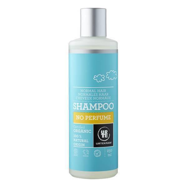 Urtekram - Shampoing cheveux normaux sans parfum 250ml
