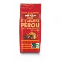 Alter éco - Café Cuzco Pérou 100 % Arabica bio
