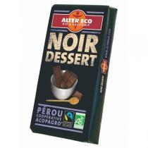 Alter éco - Chocolat dessert bio 200 g