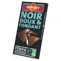 Alter éco - Chocolat noir fondant bio