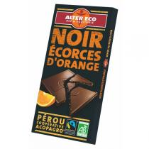 Alter éco - Chocolat noir orange bio