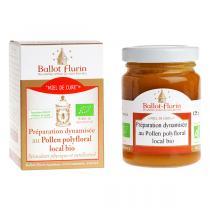 Ballot-Flurin - Miel de cure Châtaignier & Pollen