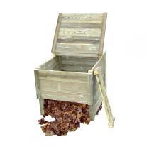 Bonnes idées Greenweez 23 - Composteur bois 350 L