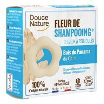 Douce Nature - Fleur de shampooing anti-pelliculaire 85g