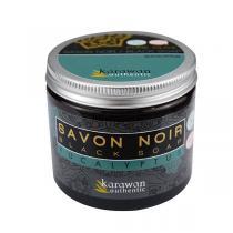 Karawan - Sapone Nero Eucalyptus 200 ml