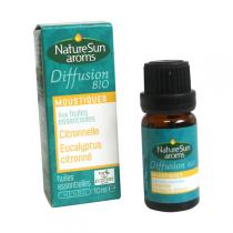 NatureSun Aroms - Mosquito repellent Essential Oil Mix 10mL