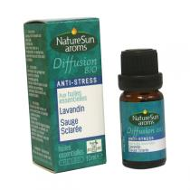 NatureSun Aroms - Diffusion Anti-Stress Bio 10ml