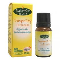 NatureSun Aroms - Diffusion Bio Tranquility Citronnelle 10mL