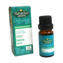 NatureSun Aroms - Refreshing Essential Oil Mix 10mL