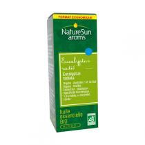 NatureSun Aroms - Huile Ess. Eucalyptus Radiata BIO 30mL