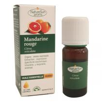 NatureSun Aroms - Huile Ess. Mandarine Rouge 10mL