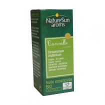 NatureSun Aroms - Organic Cinnamon Essential Oil 10mL
