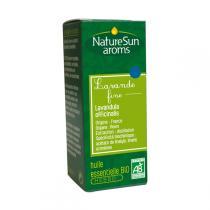 NatureSun Aroms - Huile Essentielle Lavande Fine BIO 10mL