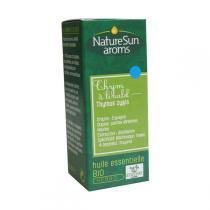 NatureSun Aroms - Huile Essentielle Thym à Linalol BIO 10mL