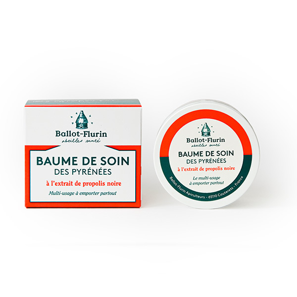 Ballot-Flurin - Baume de soin des Pyrenees 30ml